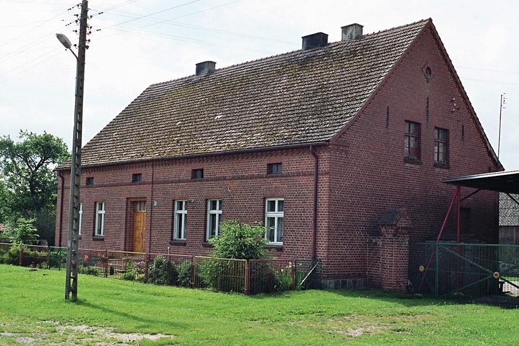 Der frühere Hof von Albert Remer