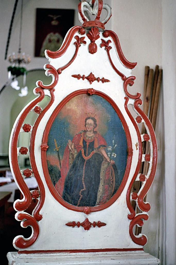 Bildstock der Hl. Katharina in Marzdorf