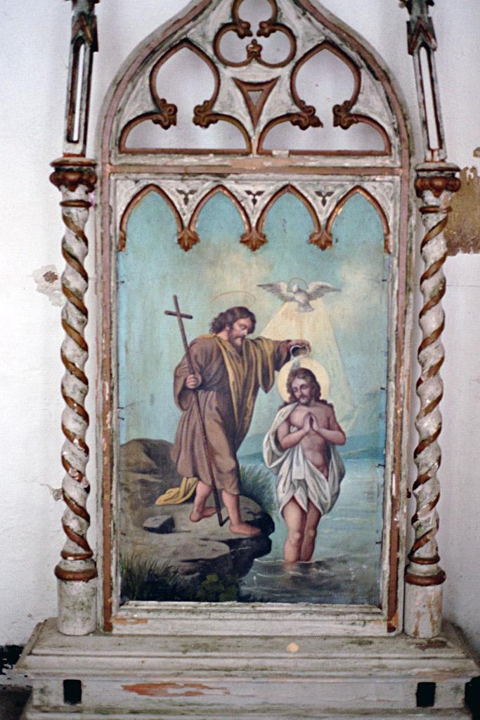 Bildstock des Hl. Sebastian in Marzdorf