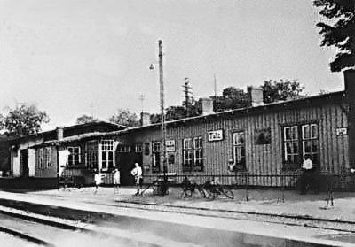 Bahnhof Tütz
