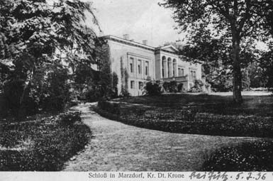 Schloss in Marzdorf